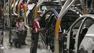 La industria de automoción catalana creará 2.000 empleos este año