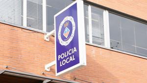 Sede de la policía local de Calafell.