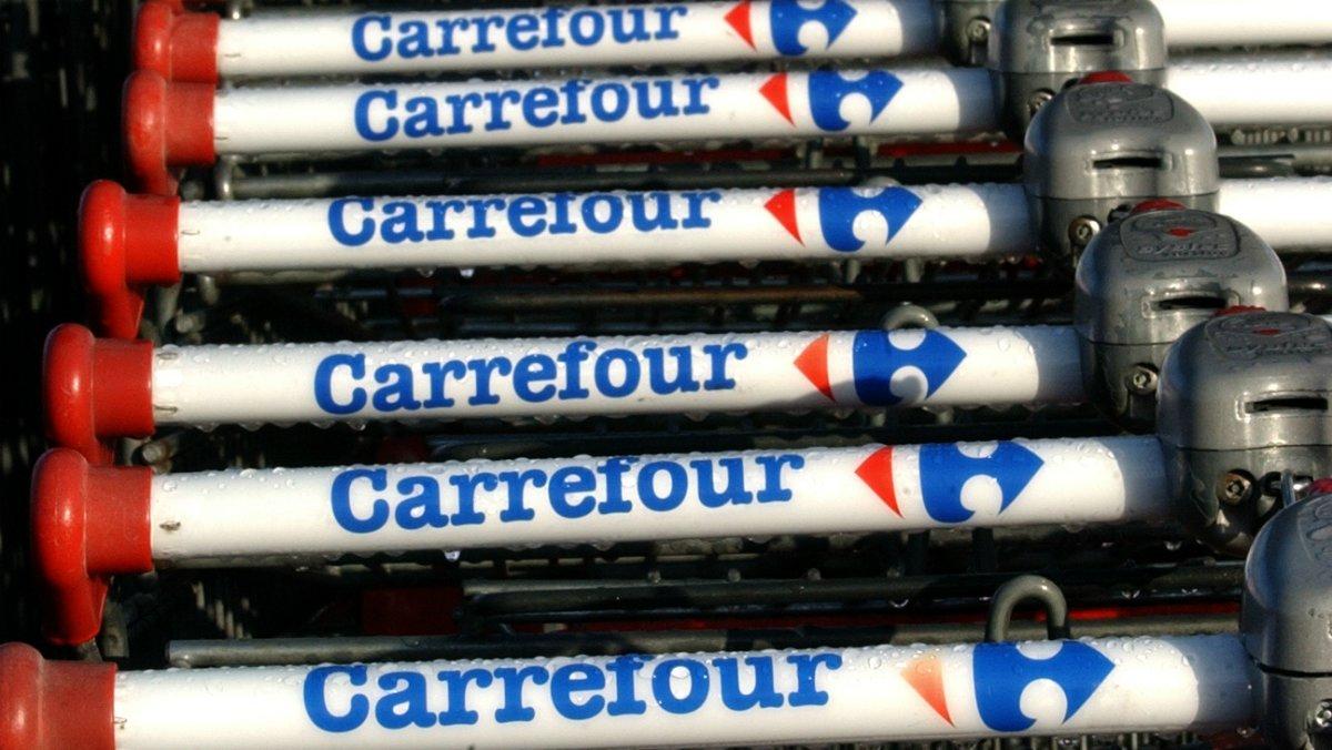 La gestora Barings adquireix 10 supermercats de Carrefour a Espanya per 73,4 milions