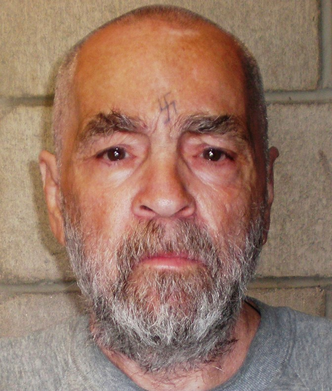 Charles Manson, en una imagen del 2009.