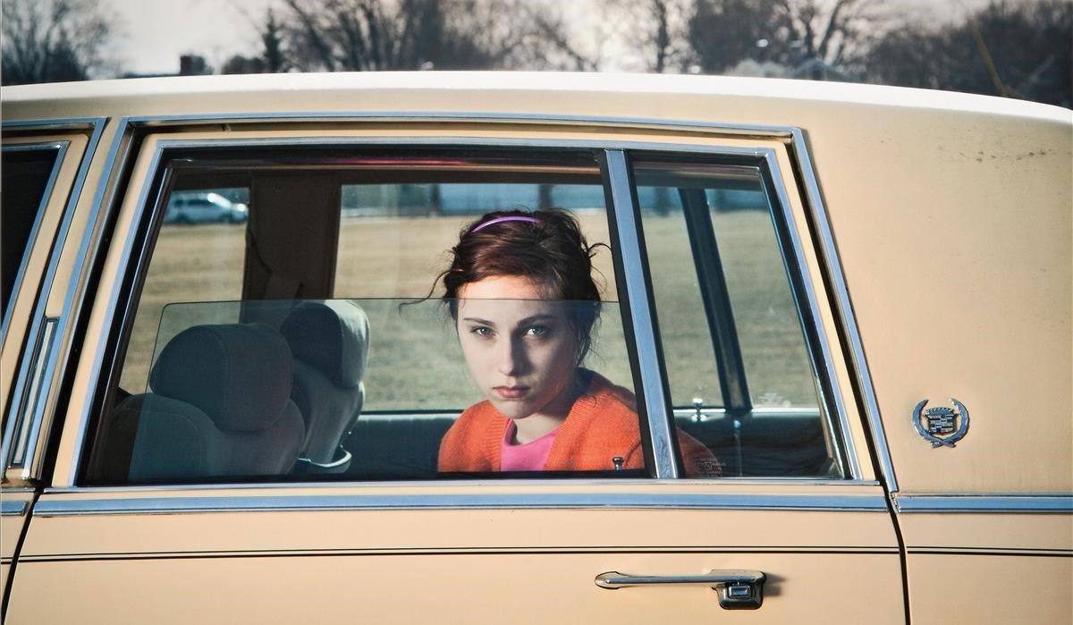 The Pale Yellow Cadillac, Sadie, Portland, Maine, de Cig Harvey (2010).