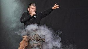 Concierto de Iron Maiden en el Rock Fest 2016