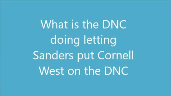 Un dels missatges de veu del Comitè Nacional Demòcrata filtrats per Wikileaks el 22 de juliol.