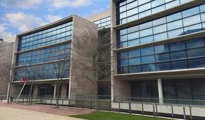 Edificio adquirido por Axiare en Sant Cugat.