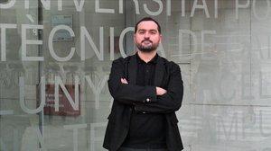 Eduard Alarcón, profesor, investigador y mentor en la UPC.