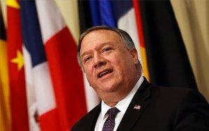 El secretario de Estado estadounidense, Mike Pompeo.
