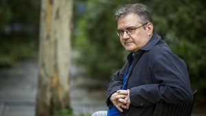 El escritor Sergi Pàmies, el pasado mes de septiembre.