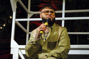 El cantante puertorriqueno Farruko presentasu nuevo discoGangalee.