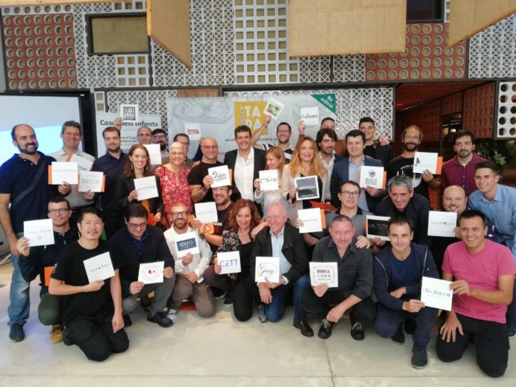 La vuitena edició de la Tapa Solidària del Casal dels Infants recapta més de 23.000 euros