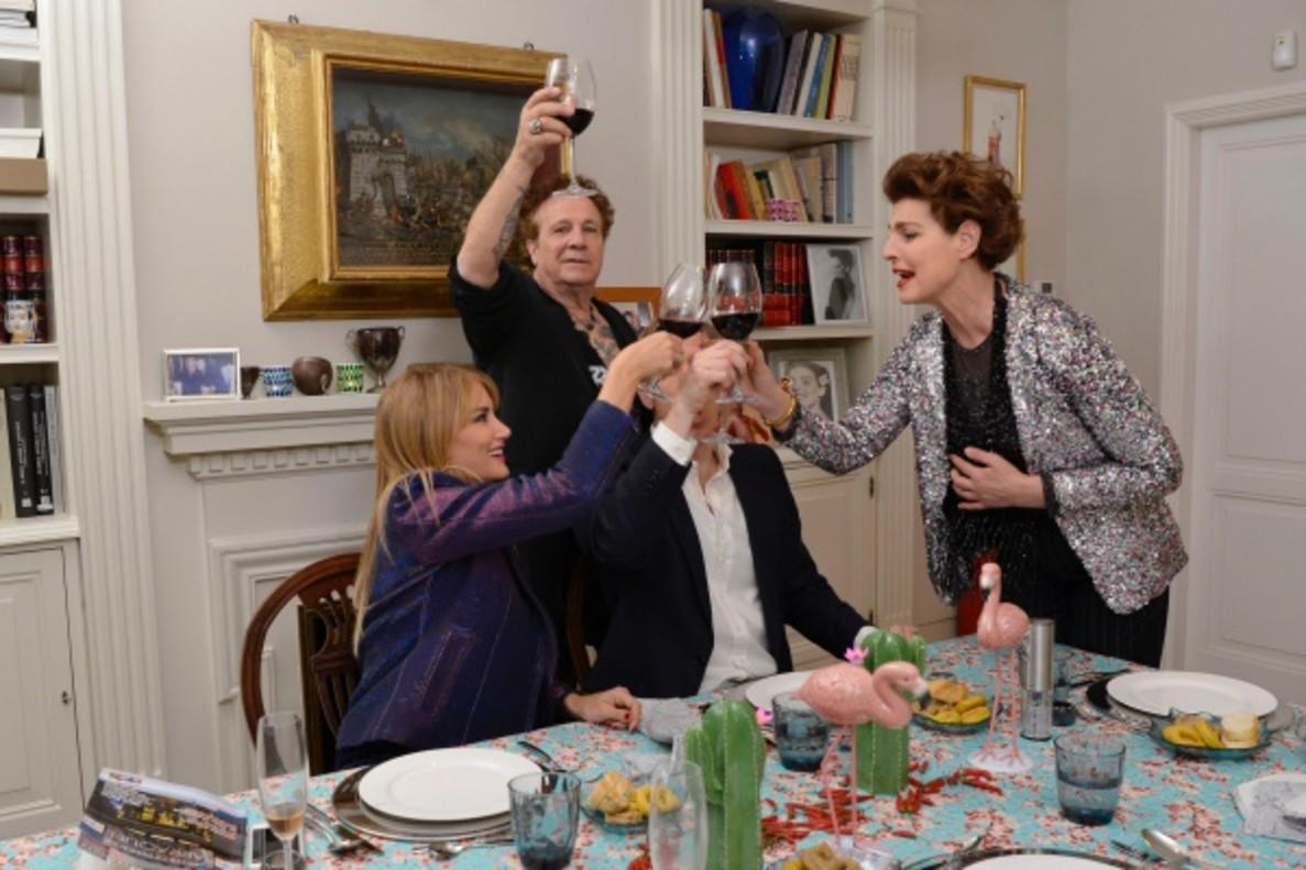 Antonia Dell'allete ejecerá de anfitriona en la gran final de 'Ven a cenar conmigo: gourmet edition'