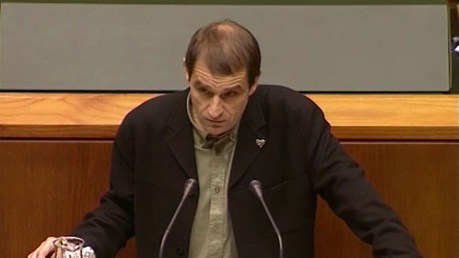 Francia deja en libertad bajo control judicial a Josu Ternera.