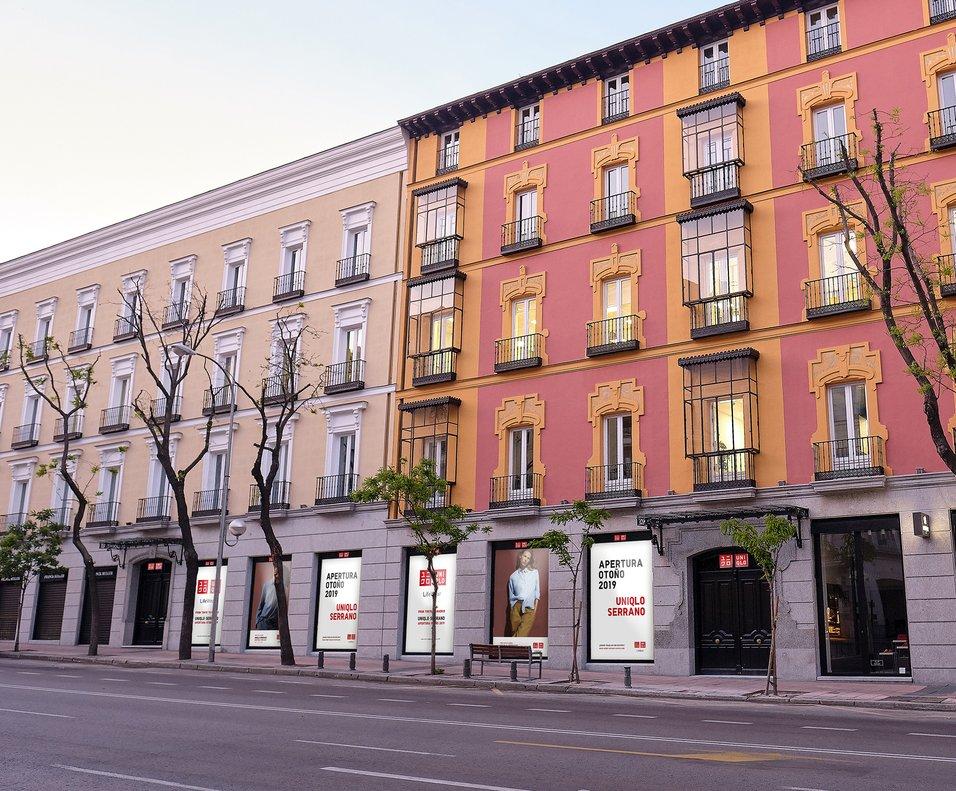 Uniqlo obrirà la seva primera botiga a Madrid a la tardor