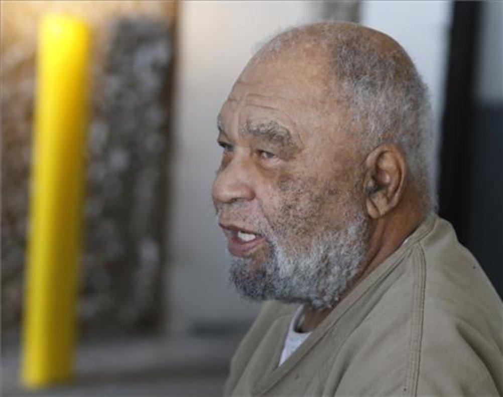 Samuel Little, el preso estadounidense que ha confesado 90 asesinatos de mujeres.