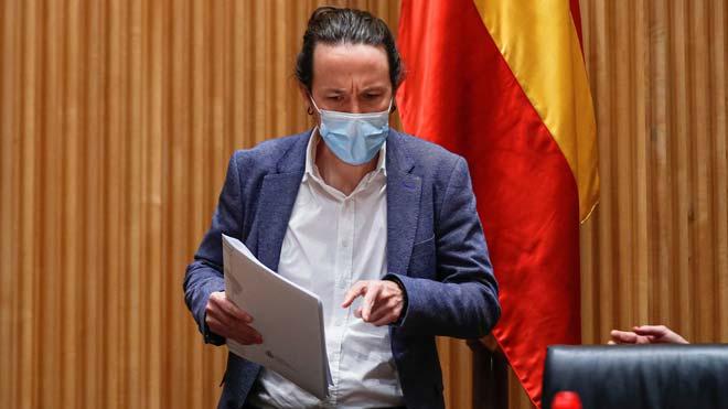 Iglesias dice que el Gobierno presentará en los próximos días medidas que eviten los desahucios de personas vulnerables.