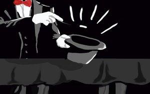 La posible relación entre los trucos de magia y el abuso a plena vista
