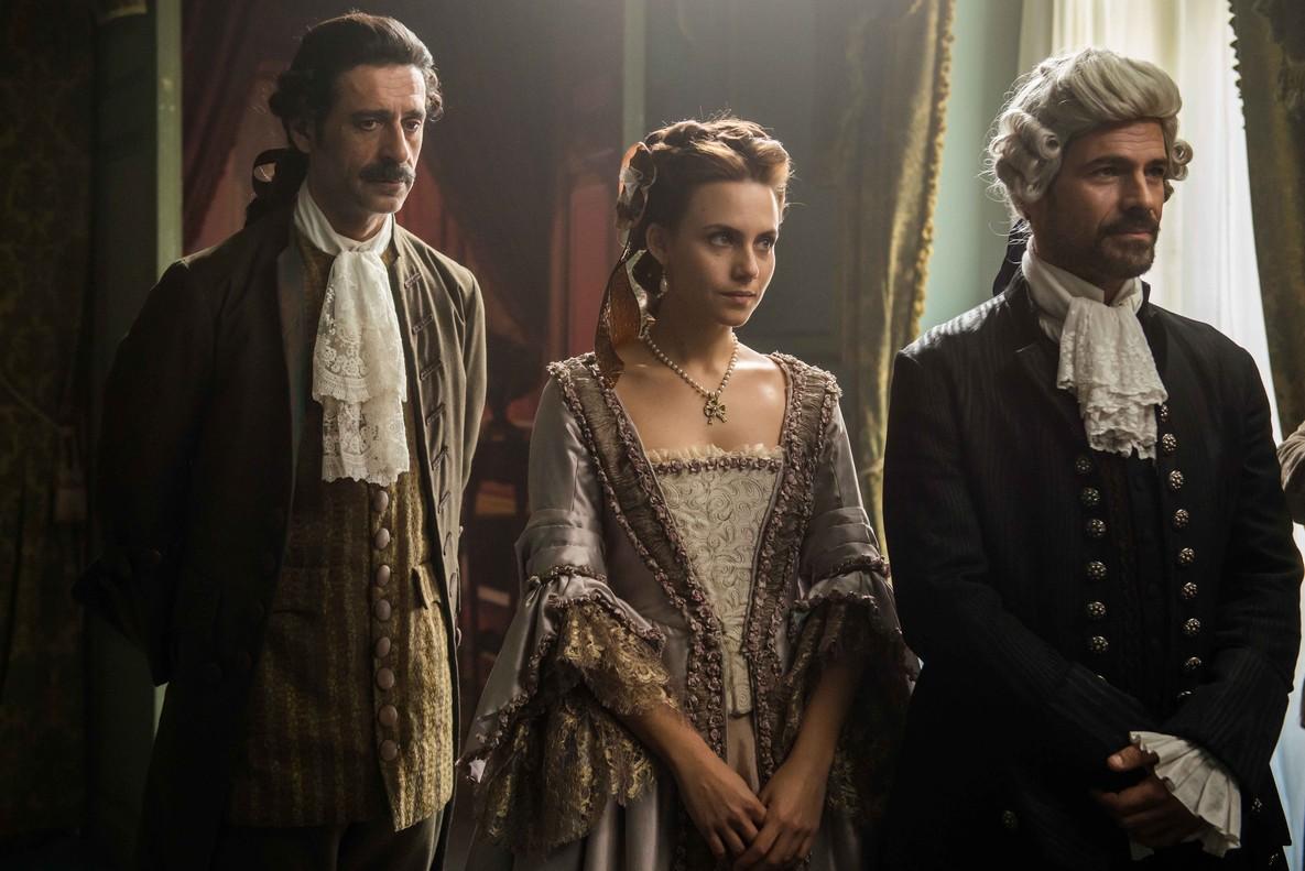 Imagen de la serie de TVE-1 'El Ministerio del Tiempo'.