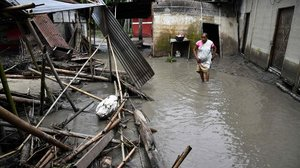 La inundaciones dejan50 muertos en Nepal