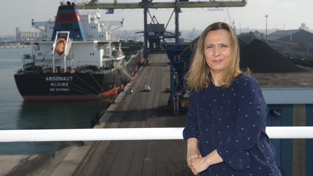 """Núria Obiols: """"Siempre he preferido que me llamen capitán"""""""