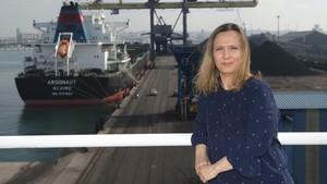 """Núria Obiols: """"Sempre he preferit que em diguin capità"""""""