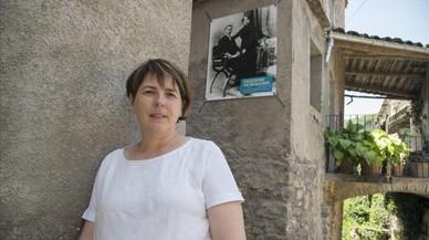 Eva Perisé: «Yo soy fan del Pirineo, lo defiendo a vida o muerte»
