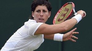 Carla Suárez arriba als vuitens a Wimbledon