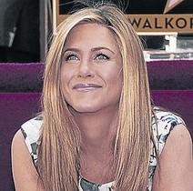 Una imagen de archivo de Jennifer Aniston.
