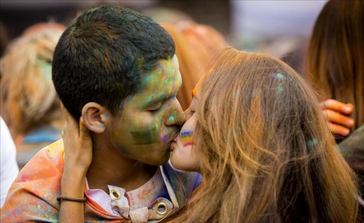 L'Orgull ocupa un any més el Paral·lel