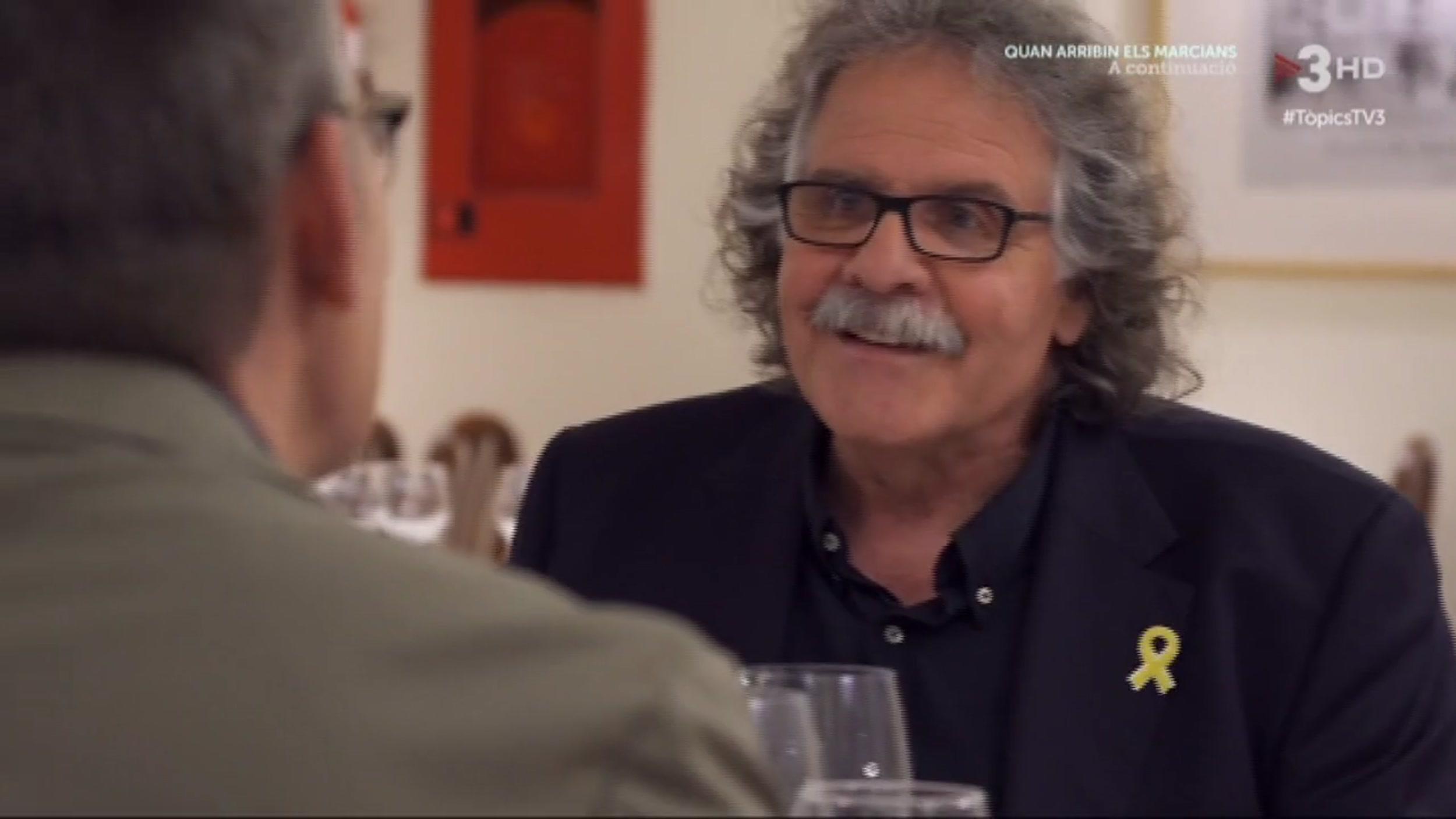 Joan Tardà en Trenquin tòpics (TV-3)