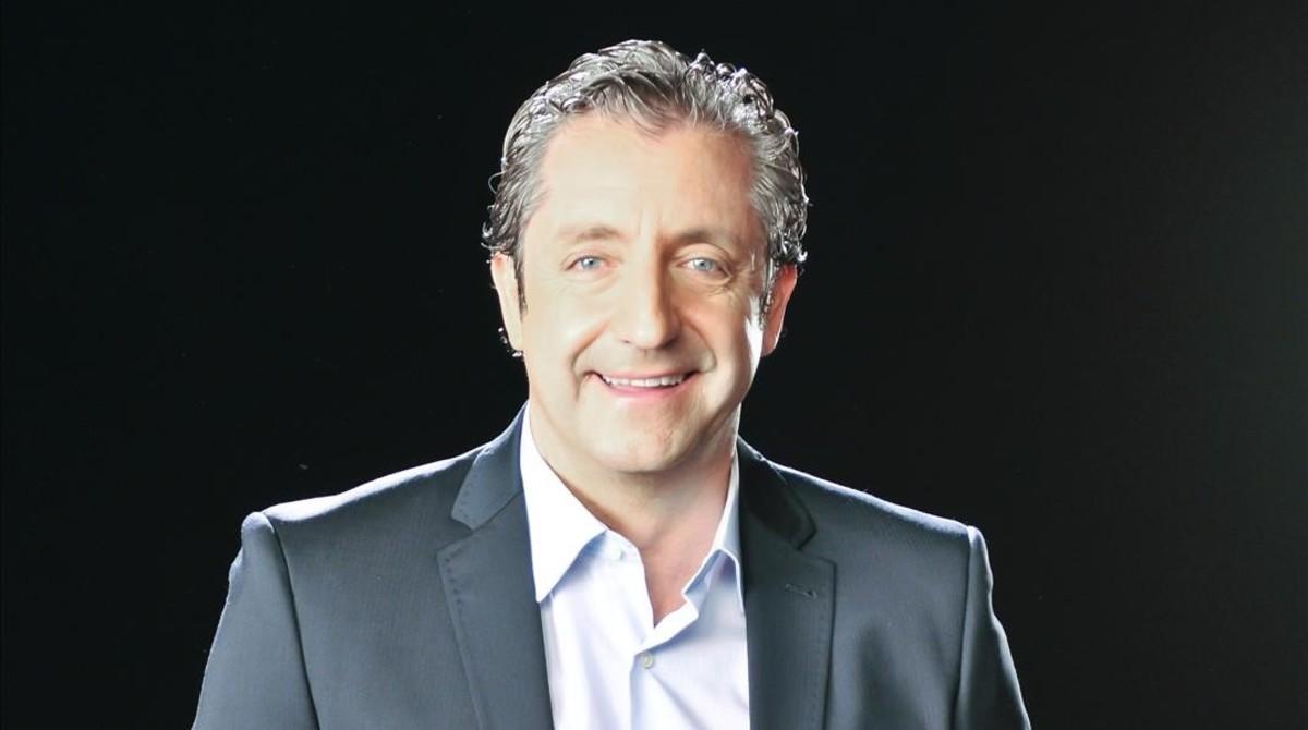 Josep Pedrerol en una imagen promocional de su programa.