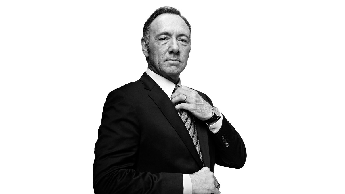 Kevin Spacey cobra por cada episodio de la serie 'House of Cards' 500.000 dólares.