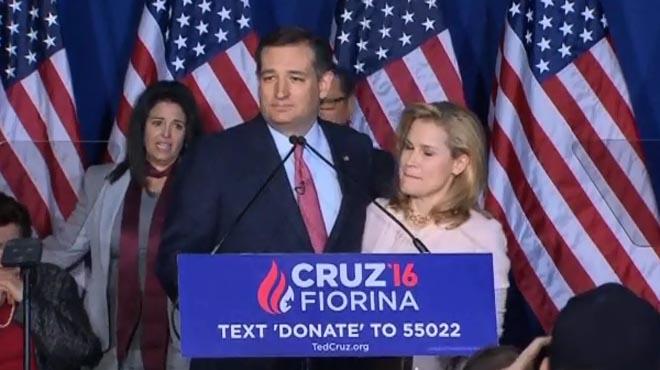 L'abandó de Cruz facilita el camí a Donald Trump per a la nominació republicana. VÍDEO: ATLAS