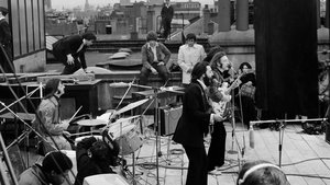 Los Beatles, en su mítico concierto en la azotea de Apple Records, en Londres
