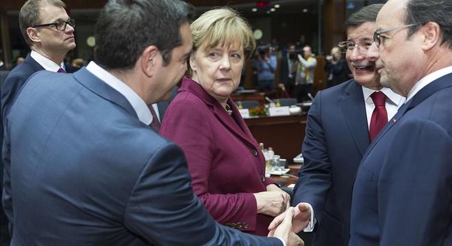 Turquía saca partido de la urgencia de la UE ante la crisis de los refugiados