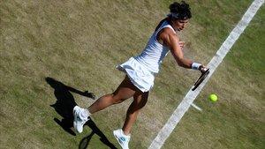 Carla Suárez repeteix tercera ronda a Wimbledon