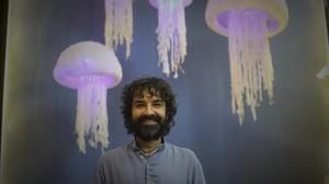 El director canario Mateo Gil, que ha presentado Proyecto Lázaro en el Festival de Sitges.