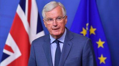 """Barnier constata """"progresos decisivos"""" en la negociación del 'brexit'"""