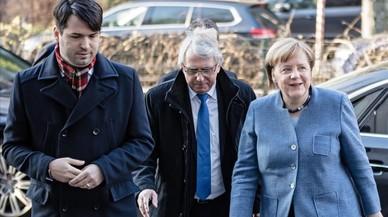 El pacto de gran coalición se hace esperar en Alemania