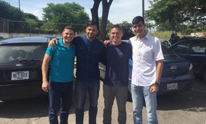 Ricardo José Antich, Peter Alexander Moreno, Carlos Esqueda y Luis Lugo recuperaron su libertad.