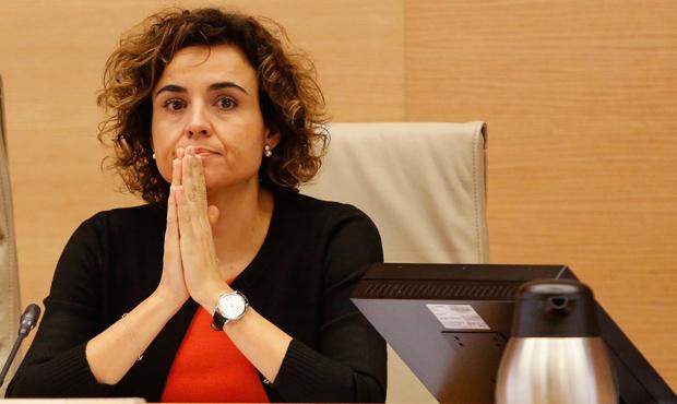 La ministra de Igualdad rechaza que la etiqueten de feminista.