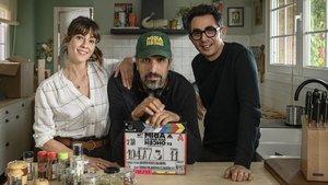 Berto Romero y Eva Ugarte protagonizan 'Mira lo que has hecho'.