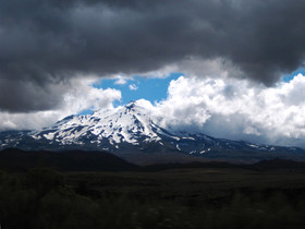 Alerta per l'augment de l'activitat del volcà de 'El Senyor dels Anells'