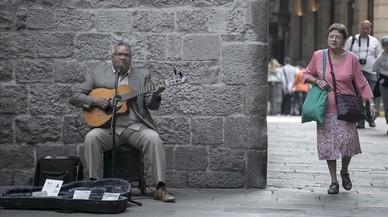Seductora música en las calles