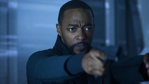La nueva cara de Takeshi Kovacs (Anthony Mackie) en la segunda temporada de 'Altered Carbon'.