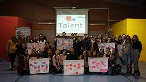 Nueva edición de 'Talent a les aules'.