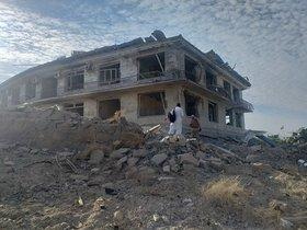 Los talibanes atacaron una base policial en Gardez, la capital de la provincia de Paktia.