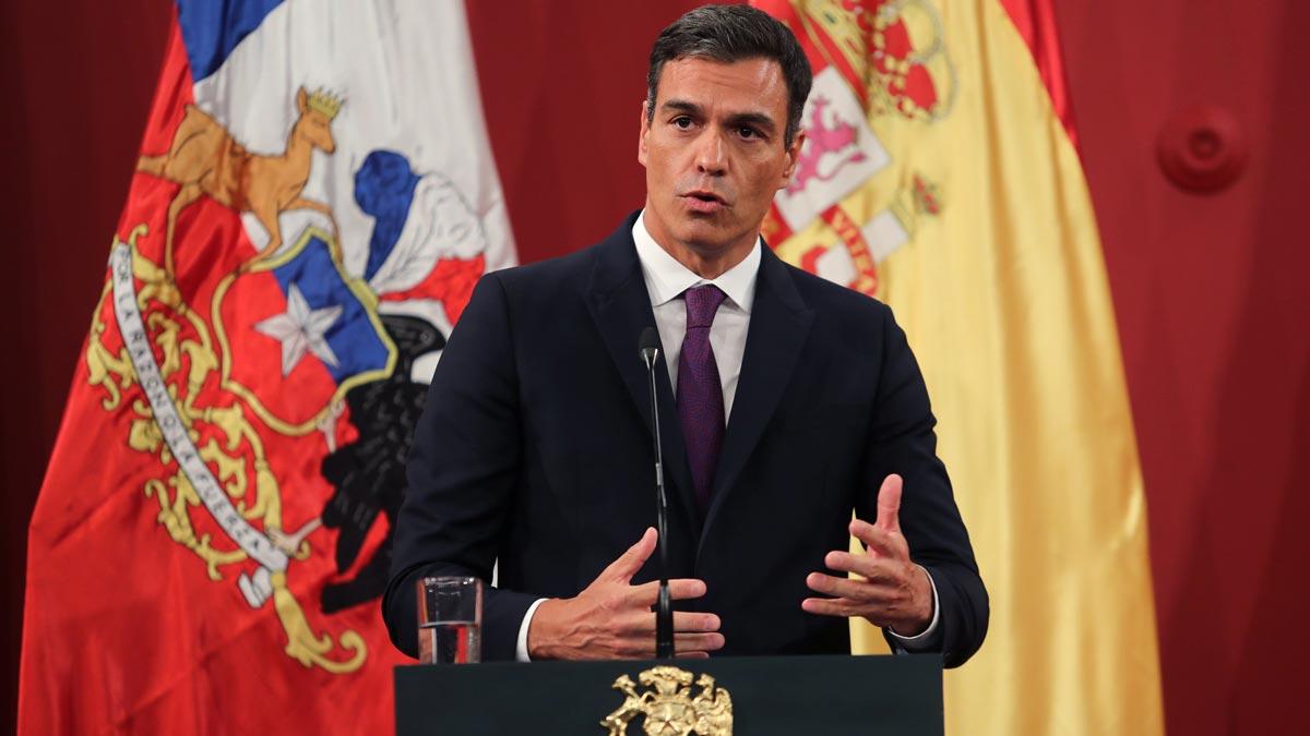 Pedro Sánchez afirma que la defensa de Llarena es una cuestión de Estado.