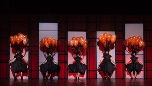 'Play', el espectáculo de la compañía Aracaladanza, en el Mercat de les Flors.