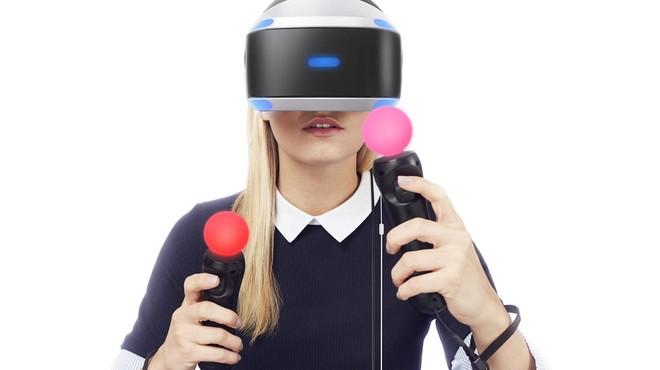 Playstation VR, el casco de realidad virtual de Sony, costará 399 euros