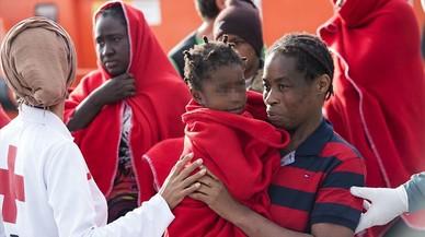 El control de la migración: Las nuevas colonias españolas