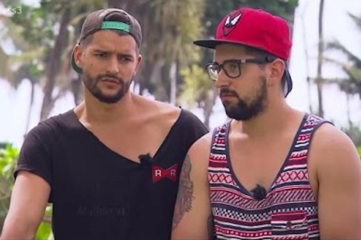 Matías y Nabil, los primos frikis, se convierten en los ganadores de «Pekín Express»